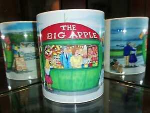 The Big Apple Mumbles, Swansea - Mug - Gift - Tony Paultyn