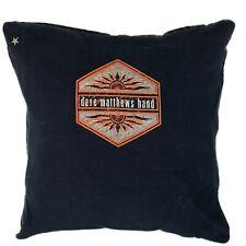 Vintage Dave Matthews Band Rock Tee T Shirt Pillow Cover Handmade 16 X 16