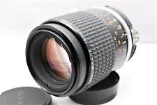 【Near MINT】Nikon Micro NIKKOR 105mm f/2.8 Ai-S MF Telephoto Lens from Japan C195