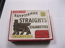Egyptienne Straight CIGARETTES Box