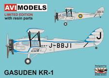 AVI Models 1/72 Model Kit 72009 Gasuden KR-1 Chidori go