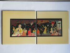 Festival TILES: New Orleans Jazz & Heritage Fest Art4Now ~ 1994 Peter Max Design