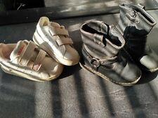 2 Paires de chaussure ADIDAS ENFANT / Pointure 21 et 22 / Botte Basket Fille
