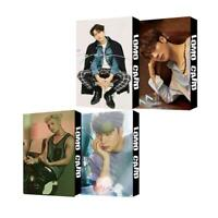 Kpop GOT7 Jackson Personal Albums Paper Lomo Photo Card HD Collective Photocard