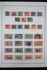 Silesia Errors and Varieties Stamp Collection