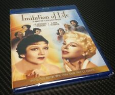 IMITATION OF LIFE - TWO MOVIE COLLECTION NEW BLU-RAY