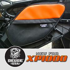 Deuce USA RZR Polaris XP1000 Storage Bag Door Set (2) Units Full Door Only Large