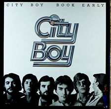 City Boy - Book Early - LP - washed - cleaned - L2507