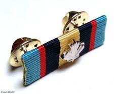 Canada Canadian Gulf and Kuwait Medal 2nd Gulf War Undress Ribbon Bar & Device