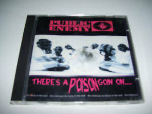Public Enemy - There's a Poison Goin On ( cd 1999 )