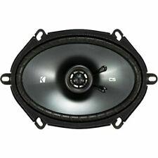 "Kicker CSC68 6x8"" 2-way Coaxial Speaker Pair"