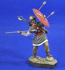 Verlinden 54mm 1/32 Roman Javelin Thrower in Chainmail Armor [Resin Figure] 2815