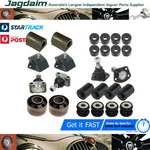New Jaguar XJ6 S1 S2 S3 4.2 Litre Front Suspension Kit Rebuild 26 PC
