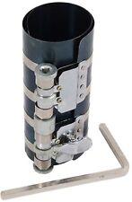 """6 """"Aro del pistón de herramienta del compresor Con Quick Release 60 - 175 mm"""