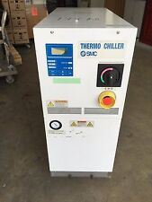 SMC Thermo Chiller HRZ008-W-CNZ AC200 23A 3Ph 3 Wire+G Line