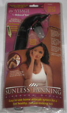 Visage Natural Home Airbrush Sunless Tanning System With Tanning Solution NEW