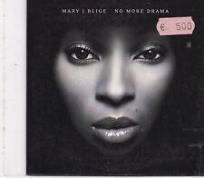 Mary J Blige-No More Drama cd single