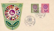 Duitsland / Germany - FDC - Bonn / Europa CEPT (1964)