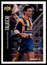 Upper Deck Futbol Argentino 95 Gustavo German Falschi Rosario Central No. 152