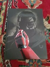 Metal Gear Solid 5 Phantom Pain Official Guide Collectors Hardcover Book