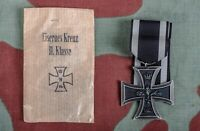 Croce di Ferro II classe 1914 guerra mondiale, German WW1 Iron Cross Seconds cl