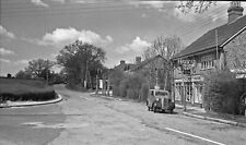 B/W Negative Newdigate Surrey Bakers Shop 1948 + Copyright DB611