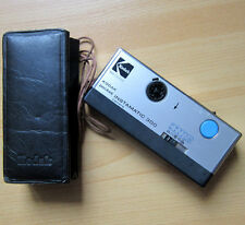 KODAK POCKET Instamatic 300 Kamera Fotoapparat analog Cam Tasche Sammlerstück