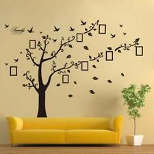 DIY Photo Gallery Frame Wall Decor Sticker Large Family Tree Home Decoration