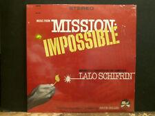 Misión imposible música de Lalo Schifrin Lp Ee. UU. 1st presionando genial!