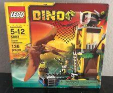 New LEGO Dino Tower Takedown (5883) Opened / Damaged Box