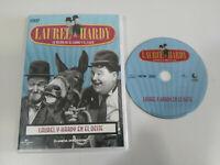 Laurel & Hardy Lo Mejor de el Gordo y el Flaco en el Oeste DVD