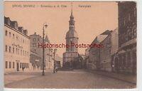 (106895) AK Bad Schandau, Sächsische Schweiz, Markt, Schweizerhof, Hotel zur Kro
