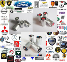 'Motorsports' Wheel Valve Caps. Many Makes & Models - Check for yours.