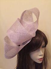 NEW Fascinator Lilac Lavender Hatinator Wedding Hat Formal Ladies