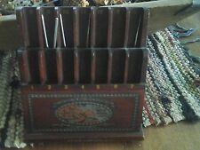 Antique Boye Crochet Needle Case
