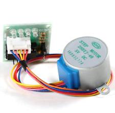 5V Stepper Motor 28BYJ-48 Drive Test Module Board ULN2003 5 Line 4 Phase Set