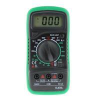 Digital Multimeter Voltmeter Ammeter AC/DC/OHM Volt Tester Test Current