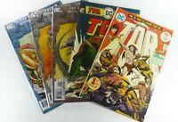 DC TOR (1975) #1 #6 + (2008) #1, 4-5 Joe KUBERT LOT Ships FREE!