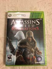 Assassin's Creed: Revelations (Microsoft Xbox 360, 2011) New Factory Sealed