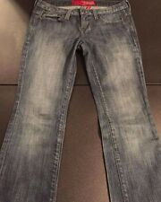 GUESS Jeans Scarlet Slim Boot Medium Wash Stretch Women's Size 26 x 28