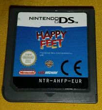 HAPPY FEET WARNER BROS - Nintendo DS - NDS - Game Gioco Midway