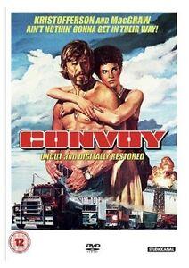 Convoy (1978) [New DVD]