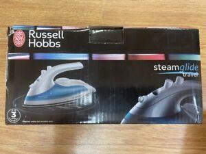 Russell Hobbs 22470 Dual Voltage Steam Glide Travel Iron 830 Watt - Brand New