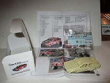 ALFA ROMEO GT 3000 V8 GR.5 RALLY CR. TOURAINE 1976 EQUIPE TRON 1/43 P315