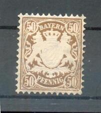 Bayern 52 sauber * MH 180EUR (A6187