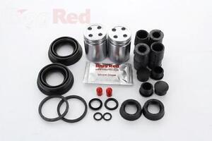 MINI COOPER 2001-2007 REAR L & R Brake Caliper Repair Kit +Piston (BRKP156)