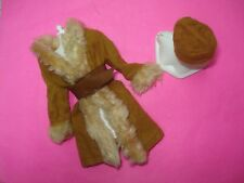 Vtg Barbie Superstar 70s Doll Clothes Lot SEARS Fleece & Fun COAT & HAT 1974