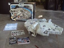 Star Wars 2004 Original Trilogy Collection Millennium Falcon Hasbro Electronic