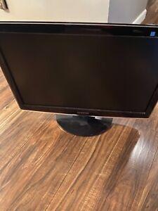 Samsung SyncMaster tv