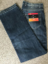 "BNWT M&S Blue Harbour Men's Thermal Blue Jeans Size W34"" - L33"" NEW"